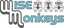 Wise Monkeys Logo